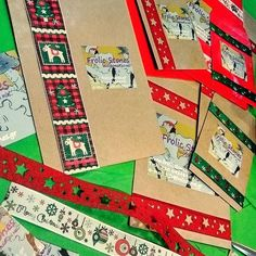Frolic Stones...christmas packaging for online orders