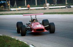 Chris Amon (Ferrari) Grand Prix d'Italie - Monza -1968 - Formula 1 HIGH RES photos (Old and New) Facebook