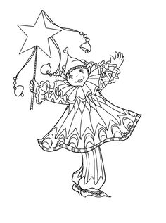 Coloring Pages Clowns Colouring Printable Books Sheets