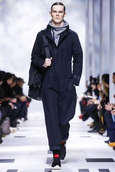 Y-3 Menswear Fall Winter 2015 Paris