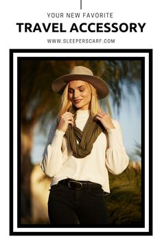Browse our selection of comfortable fashion accessories that will help you get rest during travel. Enjoy high quality material and well-designed products. Inflatable Neck Pillow, Long Flight Tips, Red Eye Flight, Carry On Essentials, Travel Style, Travel Fashion, Long Flights, Scarf Design, Red Eyes
