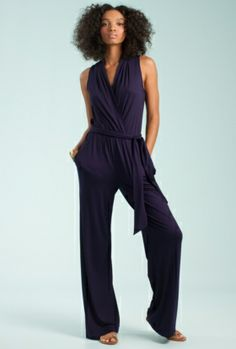 Marianela Jumpsuit, Trina Turk. Is this dressy enough for a wedding?