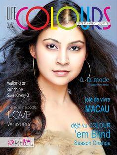 Cover Girl Varsha k Pandey