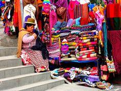 Bolivia - La Paz #ikreisgraag @reisgraag