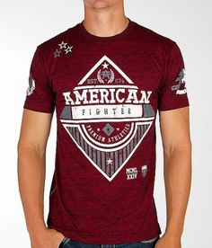 American Fighter Clarkson T-Shirt Rusted Red - http://www.styledetails.com/american-fighter-clarkson-t-shirt-rusted-red - http://ecx.images-amazon.com/images/I/51pDyPDb1BL.jpg