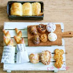 . ※ miniature breads ※ .