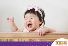 Does your baby love to babble? Start talking back! Babbling is a natural part of a baby's cognitive and speech development. Learn more on our blog.