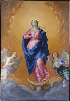 "Guido Reni ""The Immaculate Conception"" 1"