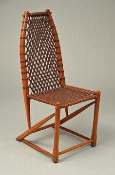 Wharton Esherick Wagon Wheel side chair