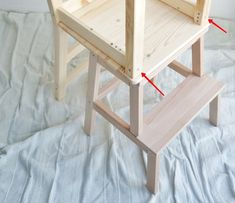 bekv m ivar ikea hack lerntum learning tower bauanleitung anleitung diy baby pinterest. Black Bedroom Furniture Sets. Home Design Ideas