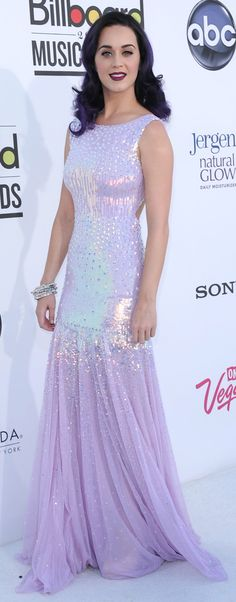Katy Perry...amazing woman, and I love her dress!!