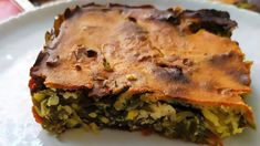 Lasagna, Quiche, Breakfast, Ethnic Recipes, Youtube, Food, Greek, Recipies, Morning Coffee
