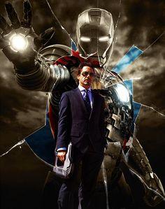 Becoming a Hero: Iron Man