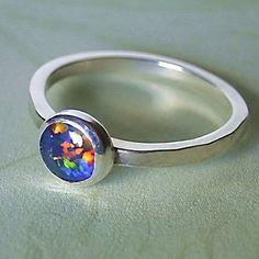 Opal ring. I want.