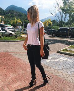 """Brenda Monique no Instagram: """"De hoje, meu look completo despojadinho da @dafiti #smartfashion"""""""