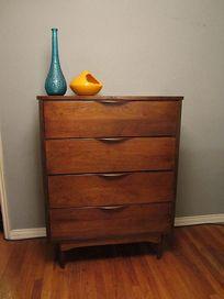 Vintage Mid Century High Boy Dresser Tall 160 Los Angeles Listings Pinterest Furniture And