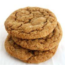 Cape Cod Molasses Cookies