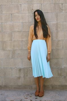 love the skirt #style #fashion #streetstyle