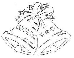 """Képtalálat a következőre: """"karácsonyi csengő sablon pinterest"""""""