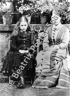 Beatrix and her Governess