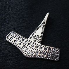 Silver Thor's hammer from Denmark from The Sunken City by DaWanda.com