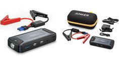 Anker Compact Car Jump Starter and Portable Charger Power Bank $58.99 (Reg. $160)  Ultra compact car charger  Get one of theseAnker Compact Car Jump Starter and Portable Charger Power Bank in case of an emergency. Jump start your car and have a reserved battery anytime. This compact charger is available at Amazon for a super low price today!  Anker Compact Car Jump Starter and Portable Charger Power Bank with 400A Peak Current $58.99 (Reg. $160)  Ships Free with Amazon Prime (Try a FREE…