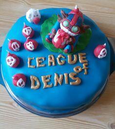 League of Legends Ziggs Torte Ziggs cake
