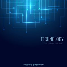 Technology background in blue color Free Vector – Tech Ideas for 2019 Tech Background, Technology Background, Vector Background, Vector Technology, Technology Posters, Power Point Gratis, Powerpoint Background Templates, Electronic Gifts For Men, Web Design