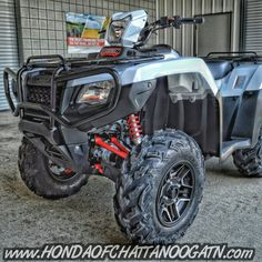 Honda Four Wheelers For Sale >> 2015 Foreman Rubicon 500 Deluxe Atv Sale At Honda Of