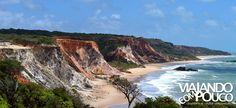 Tambaba  - Nudism Beach - Paraiba - Brazil - http://viajandocompouco.com.br/minhas-viagens/viagens-nacionais/jacuma-e-as-belezas-desconhecidas-do-litoral-sul-da-paraiba/