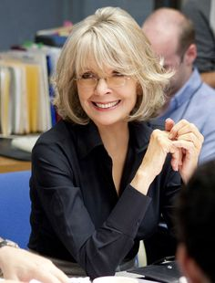 In this film publicity image released by Paramount Pictures, Diane Keaton is shown in a scene from,
