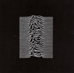 Best Album Art of All Time, Readers' Choice Edition Joy Division, Unknown Pleasures. The Mona Lisa of album covers, by the Da Vinci of graphic design, Peter Saville. Iconic Album Covers, Greatest Album Covers, Cool Album Covers, Album Cover Design, Music Album Covers, Music Albums, Peter Saville, Joy Division, The Velvet Underground