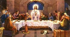 All of the selected 12 Apostles except St. John was tortured to death very cruelly for not denying Faith in Jesus. Jesus Last Supper, Jesus Painting, Biblical Art, Holy Week, Jesus Is Lord, God, Bible Stories, Christian Art, Christianity