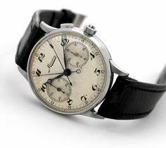 Ministry of Plenty: Minerva Valjoux Cal. Fine Watches, Wrist Watches, Watches For Men, Vintage Rolex, Vintage Watches, Watch Room, Art Deco Watch, Elements Of Style, Beautiful Watches