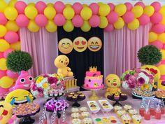 emoji Birthday Party Ideas | Photo 8 of 165