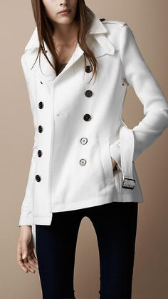 Winter white my style!