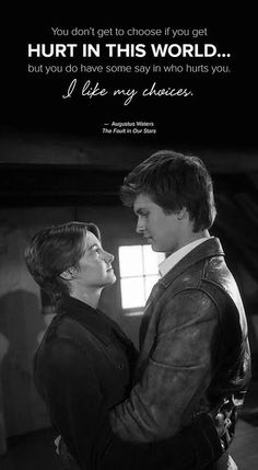 """Augustus Waters,"" I said, looking up at him, thinking that you cannot kiss anyone in the Anne Frank House. Star Quotes, Movie Quotes, Best Quotes, Quotes From Movies, The Fault In Our Stars, Hazel And Augustus, Anne Frank House, John Green Books, Tfios"