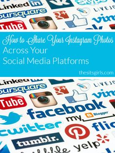 Do you love Instagram? Do you want to share your photos across all your social media platforms? Learn how with these easy tips!