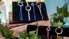 @kennethwingard DIYs Macrame Bracelets! #homeandfamily #bracelet