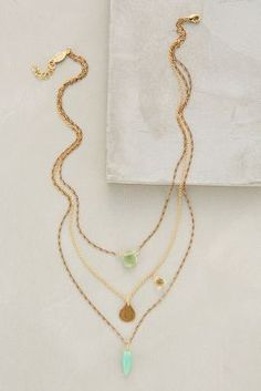 Tesoro Layered Necklace