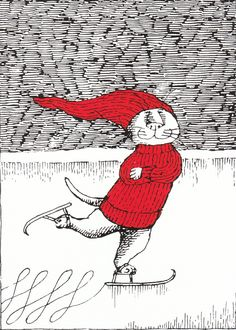 Untilted by Edward Gorey