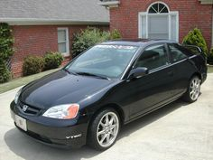 This was my Honda civic ex. I had a few Honda civics but this one was my favorite.