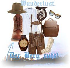 wildsau weissblau | beTRACHTet: Wanderlust. #hike #outfit #fashion #tracht #wanderlust