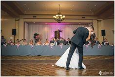 Wedding: Kyle & Rachel: Wilson Creek Winery// Temecula, CA » Analisa Joy Photography // first dance as husband and wife
