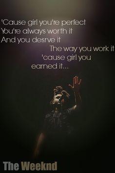The Weeknd - Earned It, 2✗O15