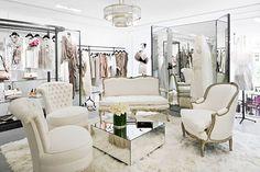 Lanvin Boutique Interior