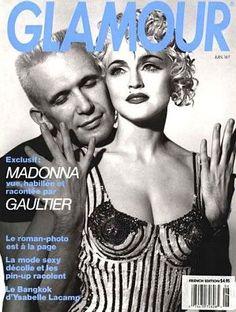Madonna Magazine Covers PHOTOS | Madonna Birthday | Styleite #madonna #mdna…