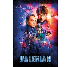 Valerian and the City of 1000