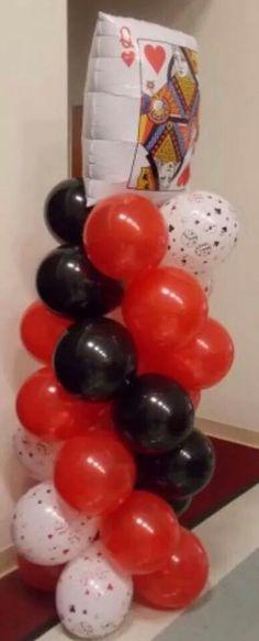 Queen of Hearts Balloons