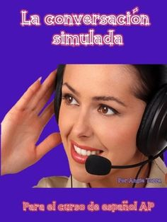 La conversacin simulada for AP Spanish PowerPoint by Angie TorreThis 22-slide Conversacin simulada para el curso de espaol AP PowerPoint includes the following: ~An explanation of the time limit given to students for recording la conversacin simulada ~15 suggestions for the students to help them succeed on the simulated conversation part of the AP Spanish Language and Culture Exam ~A modeling of what the formal register looks like ~Practice using the formal register ~A modeling of the…